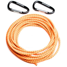 Swimmrunners Support Pull Belt Cord DIY 5m Neon Orange